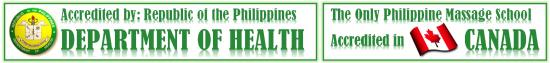 Department of Health Accredited
